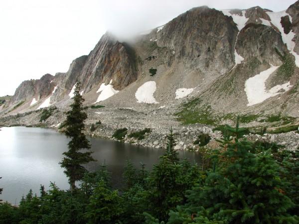 Lakes Trail.