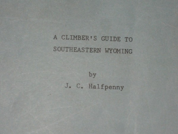 Halfpenny guide