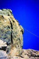 Sea Crag - Judge Dredd 5.13b - Bay Area, California USA. Click to Enlarge