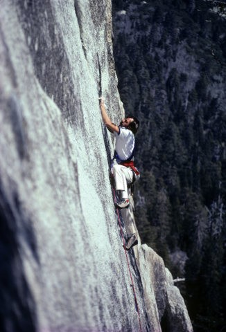 My Friend ,Darrell Hensel on his route Ishi 512d <br/>