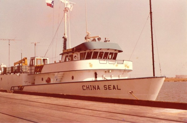 My favorite boats were any of the Seal Fleet, I was assigned to this o...