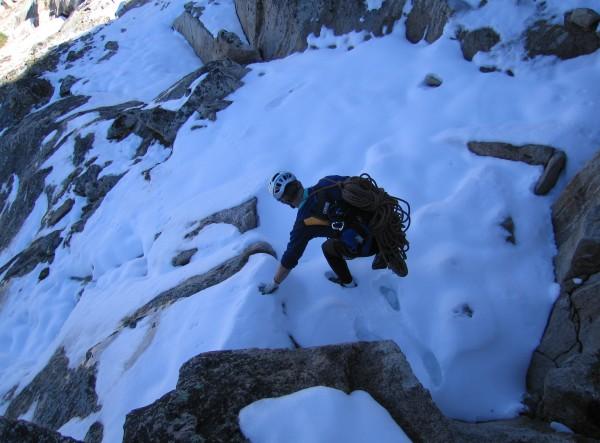 Alpine descent