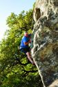 Castle Rock - Nexus 5.11b/c - Bay Area, California USA. Click for details.