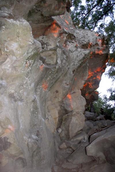 Castle Rock West Face