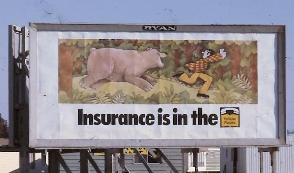 Bear Insurance?