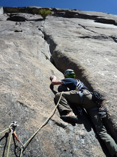 Mark starting up pitch 4 on the Silent Line Var. Classic long flared h...