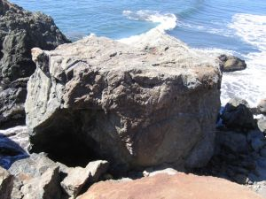 Mickey's Beach - Peeper 5.9 - Bay Area, California USA. Click to Enlarge