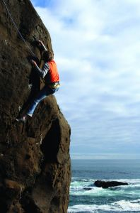 Salt Point, Playground - Nautilus 5.11a - Bay Area, California USA. Click to Enlarge
