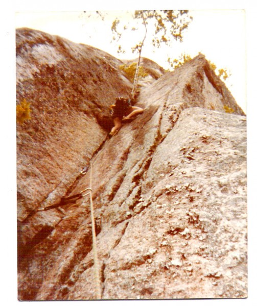 Diedre, Cathedral ledge NH