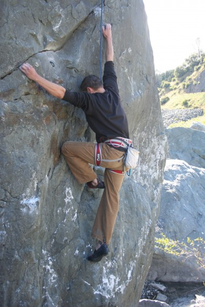 The new 5.8 start to Green Slab, Black Slab and Hard to Swallow on Swa...