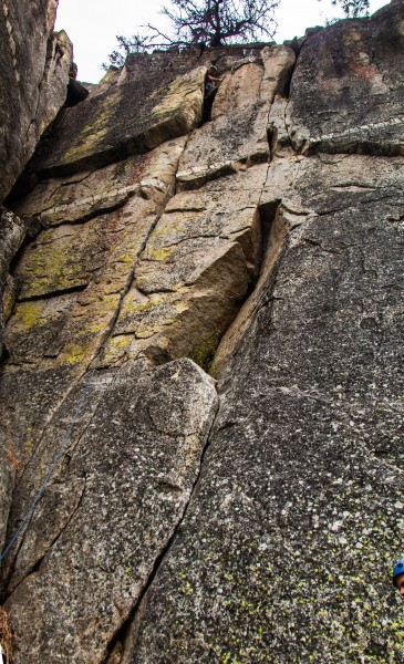 Two really fun climbs.   <br/>