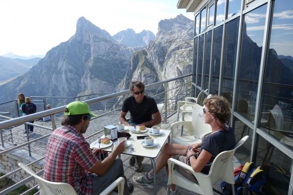 The best place for café con leche