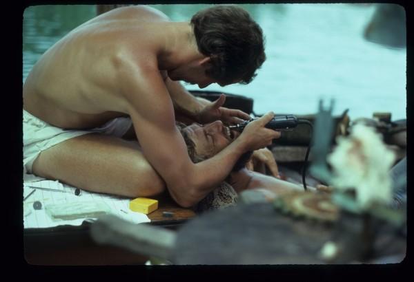 Asau Bay, Savaii Samoa 1974