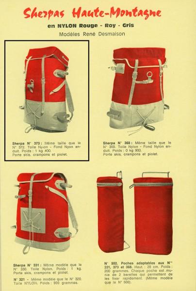 Millet catalog 1970