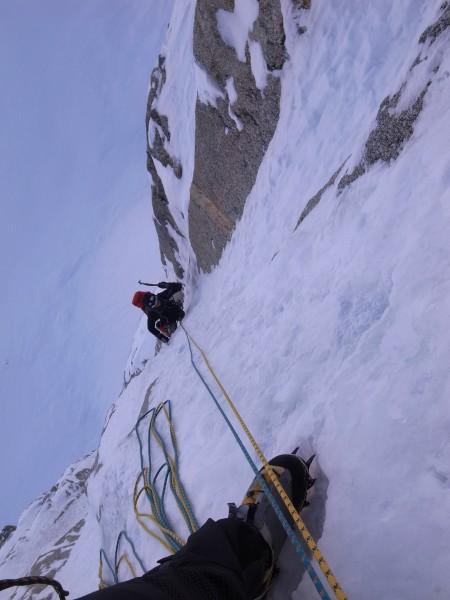 More ice runnels.