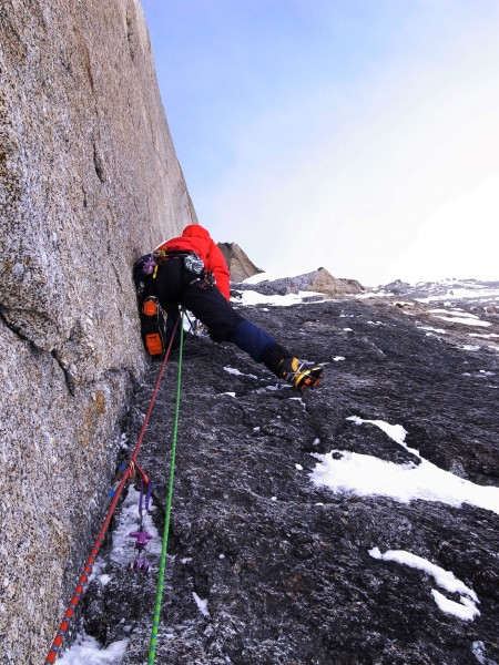Freeing the Prow is tricky business, partly because the gear is crap. ...