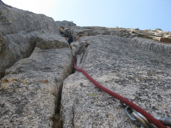 start of pitch five. I thought this was a tricky pitch towards the end