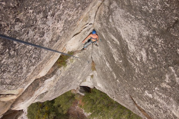 can it get much better? rap route via klemens escape