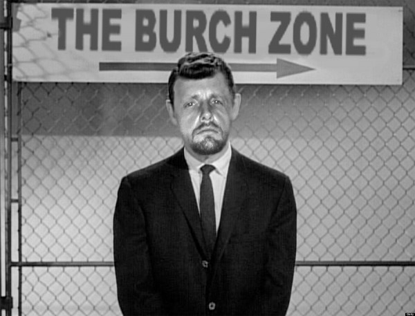 "Hope you've enjoyed your stay in the, ""BURCH ZONE""!"