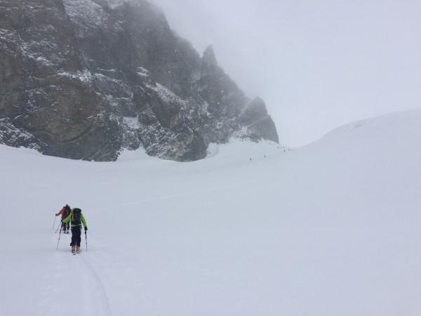 Heading to Zermatt