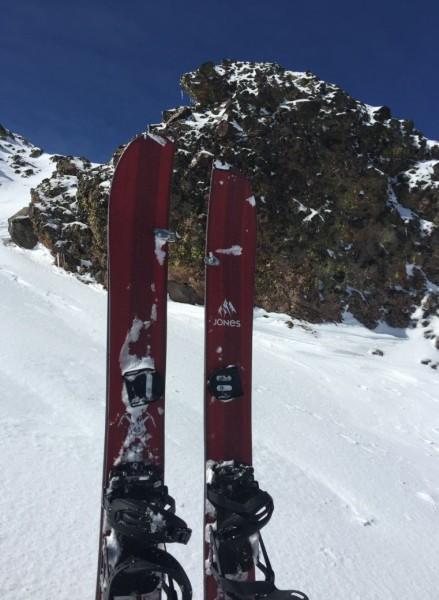 Mammoth Crest Ski Touring