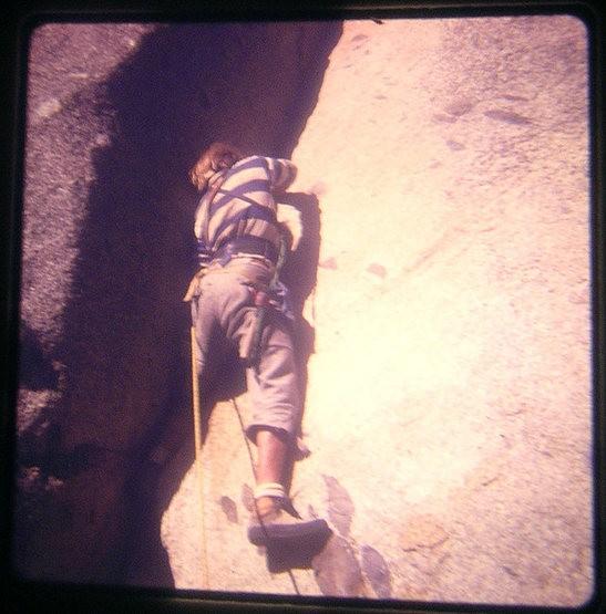 Lou Dawson on Stone Groove, Fall 1973
