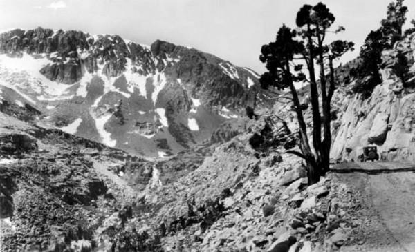 Tioga Pass 1926