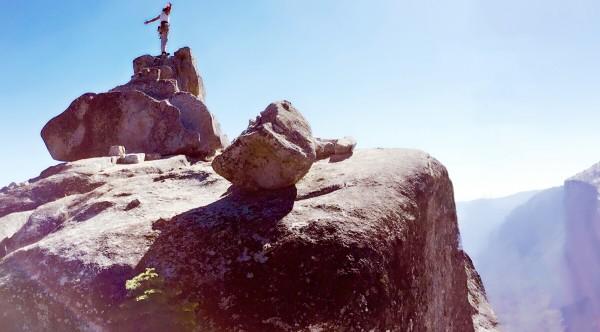 Sentinel summit after Steck-Salathe