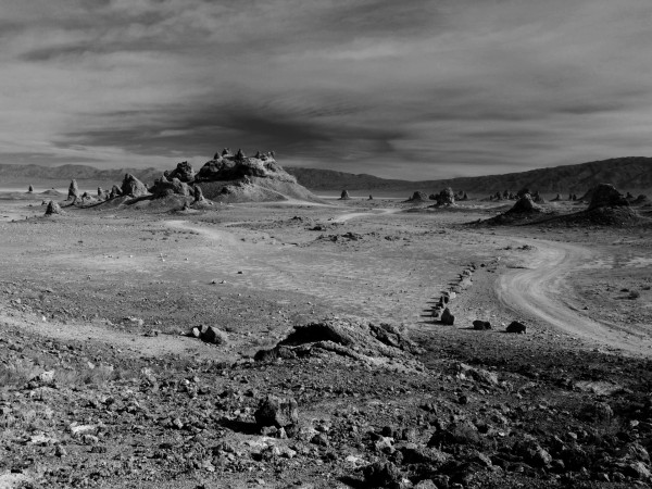 Pinnacles National Monument, Trona, CA