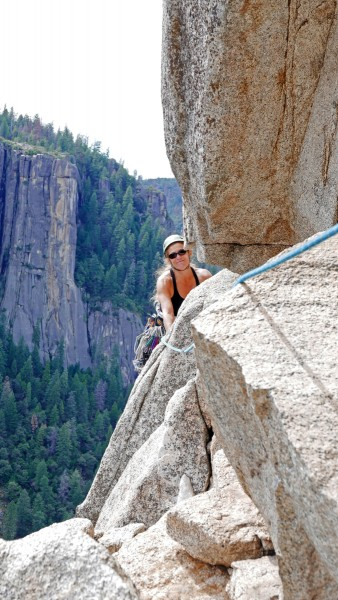 """""""A belay would be nice right here..."""""""
