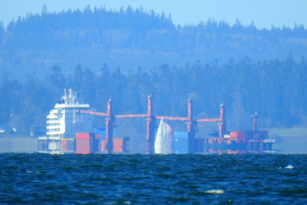 The Fata Morgana phenom in Puget Sound