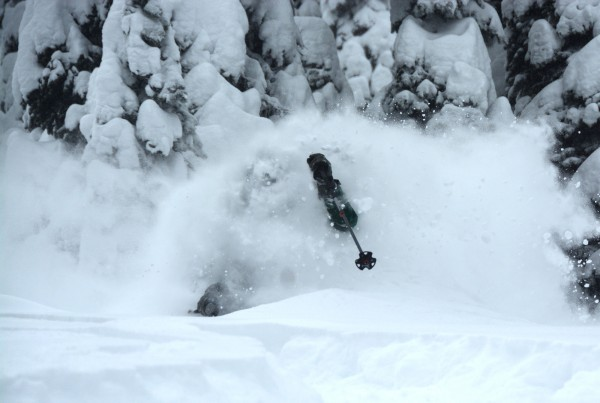 It was a season of face shots in the Northern Rockies