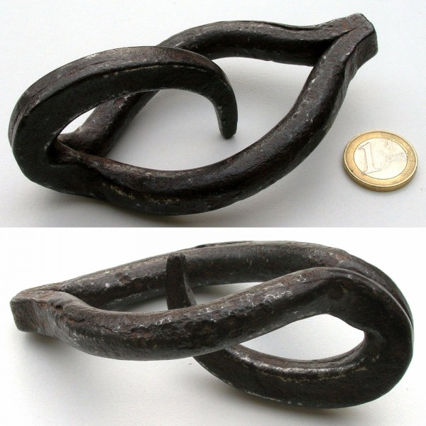 "Old French ""carabiner"" ..."