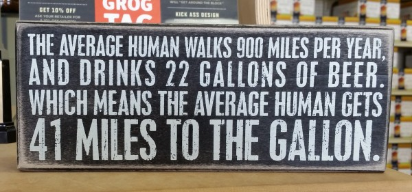Climbers walk more miles than the average human, so our mileage probab...