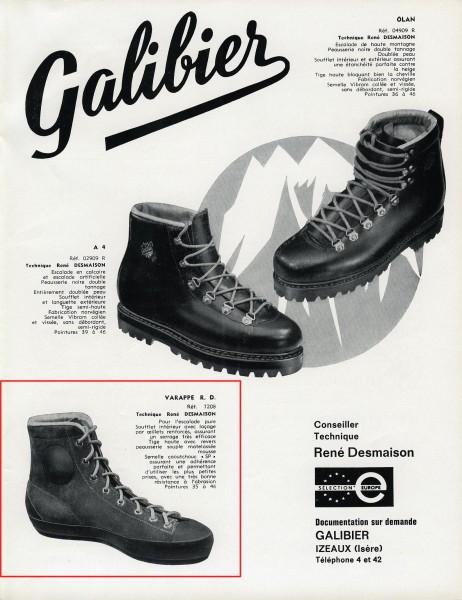 La Montagne & Alpinisme 1962