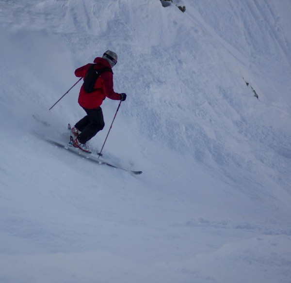 Awesome season at Kirkwood!  Had a pretty good powder day on 4/8!!  Sn...