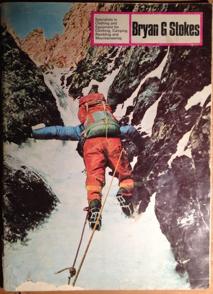 Bryan G Stokes 1971 catalog