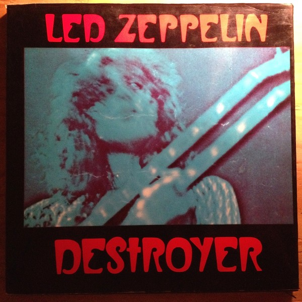 Led Zeppelin - Destroyer box set