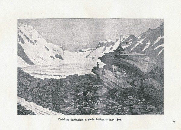 Les Debuts De L'Alpinisme (Switzerland)