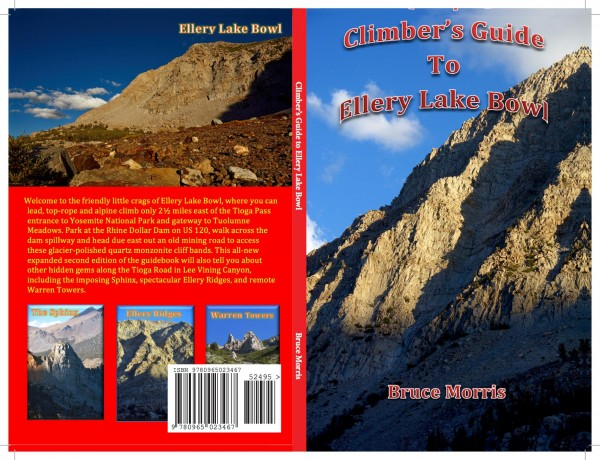 Front and rear cover of the new Ellery Guide with ISBN number