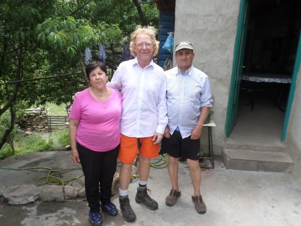 Delma, Joe and Froilan