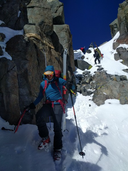 Echo Lake Ca >> Evolution Basin Ski Tour with Pulmonary Edema and Helo Evac | Trip Report