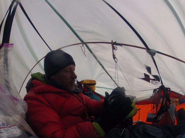 Marek inside the D4
