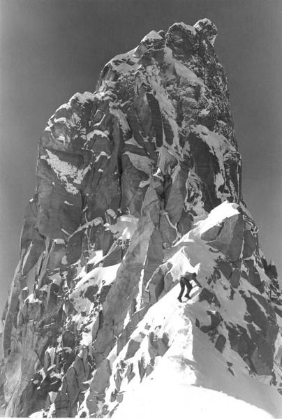 A rare alpine jaunt on Mt Hood, winter 1982