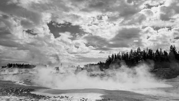 Northern loop, Norris Geyser Basin, Yellowstone