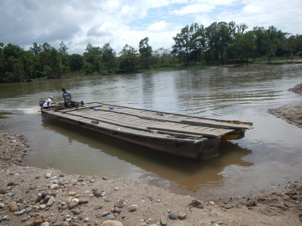 Rio Sico ferry