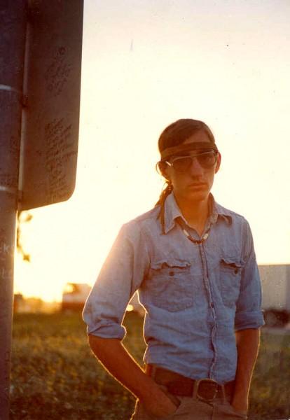 Hitchhiking 1976