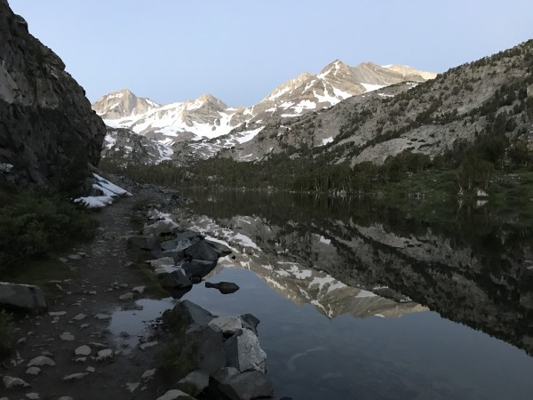 Long Lake Reflections