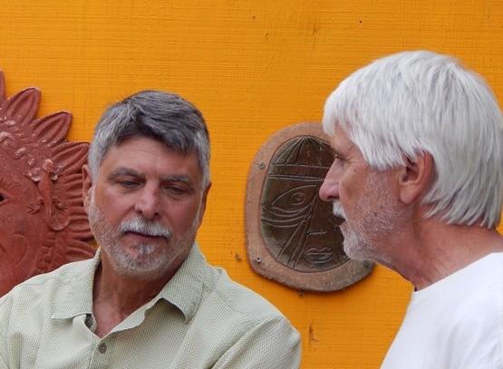 Alan Petrasanta & Russ McLean