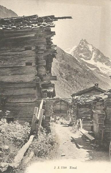 Zinal - Valais - Suisse